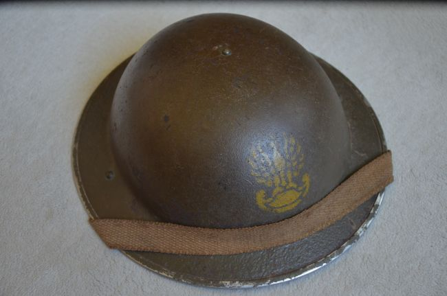 Casque d'infanterie Mk II