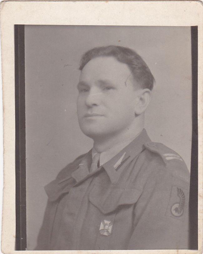 Caporal de l'escadron indépendant CKM