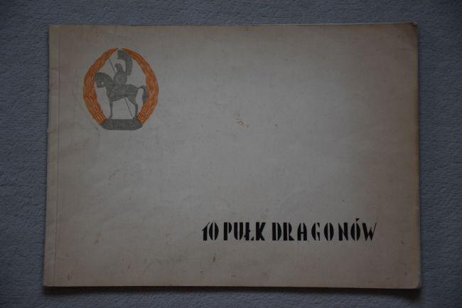 Livre du 10ème régiment de dragons