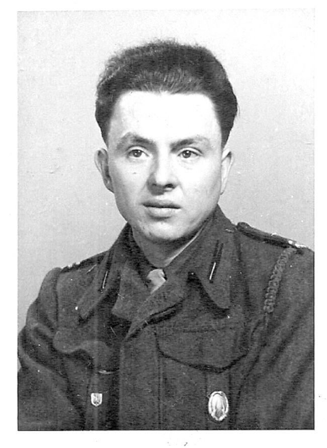 Caporal du régiment d'artillerie antiaérienne