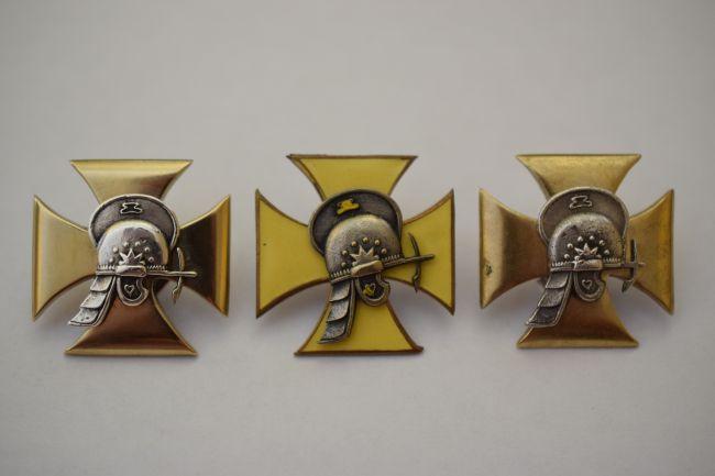 Insignes de l'escadron indépendant CKM