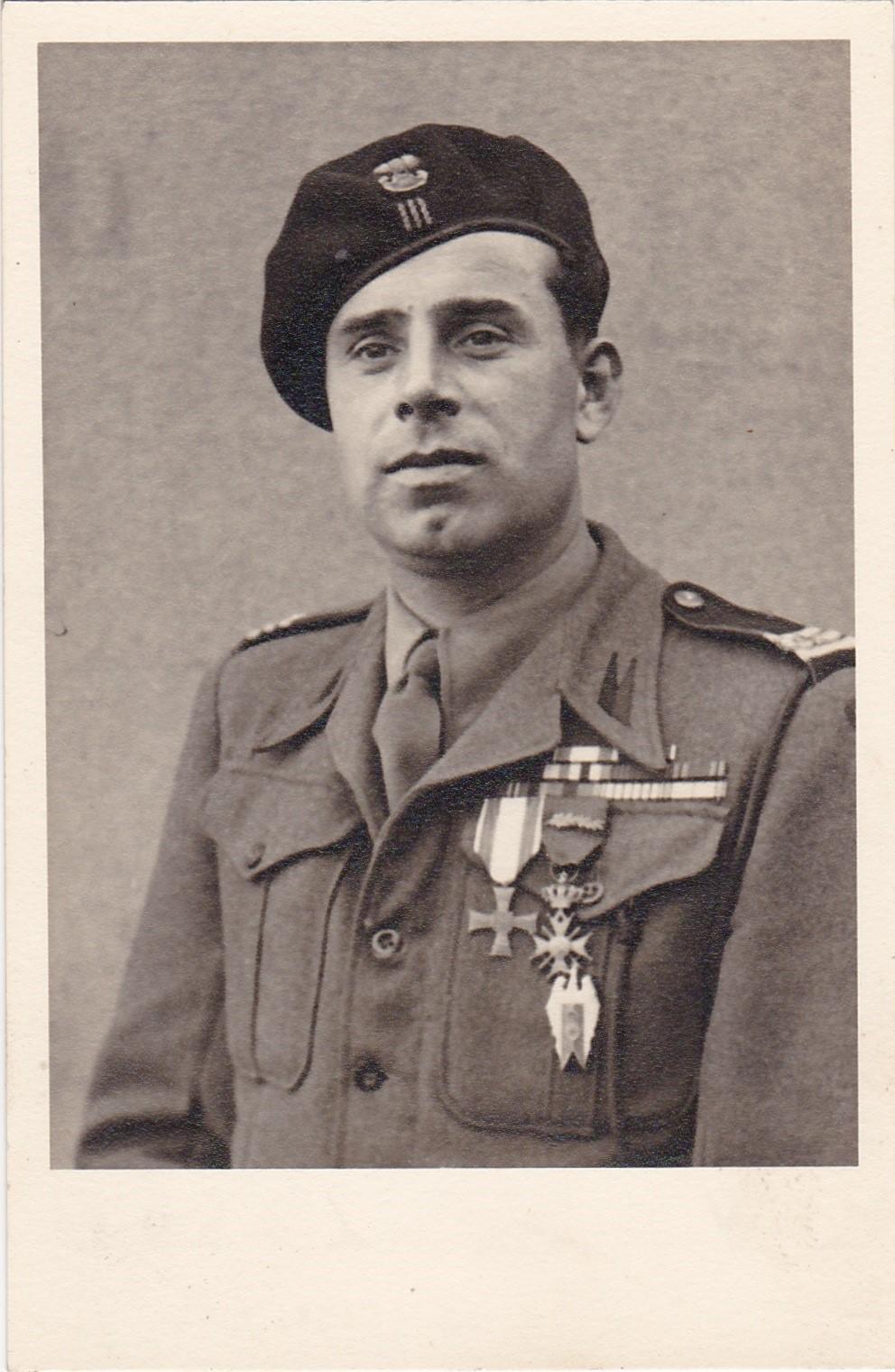 Caporal-chef du 2ème PAMot