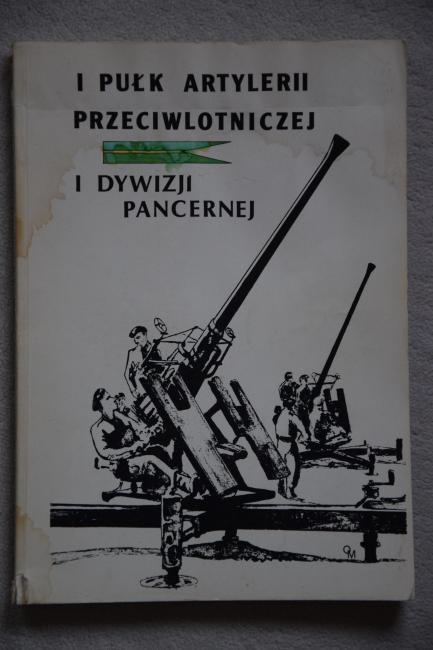 Livre du 1er régiment antiaérien