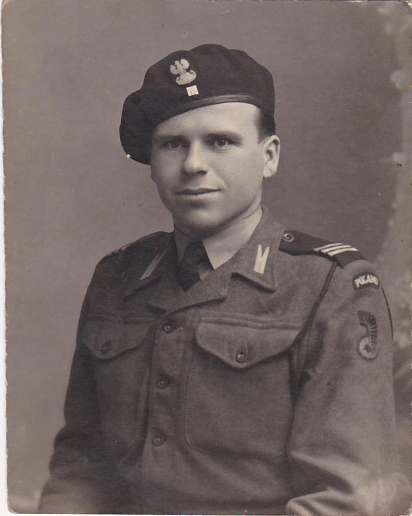 Caporal-chef du 24ème régiment de Lanciers