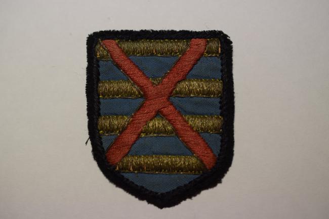 Insigne honorifique du 2ème régiment blindé