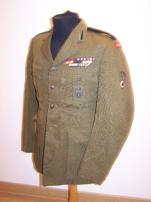 Service Dress 8ème Bataillon