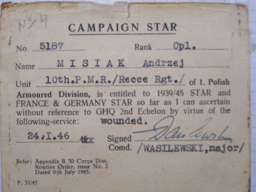 Campaign Star