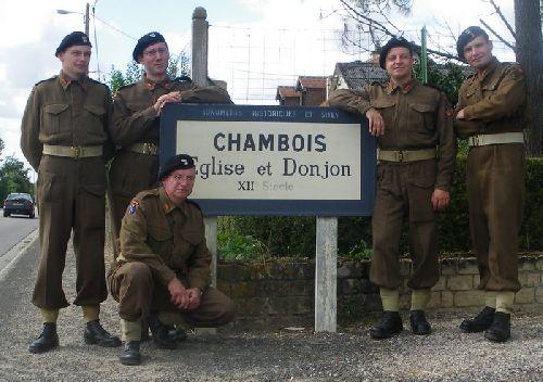 Odwach à Chambois.