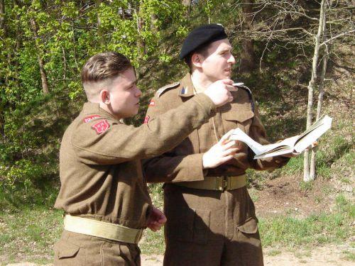Kanal Kusten et 8ème Bataillon