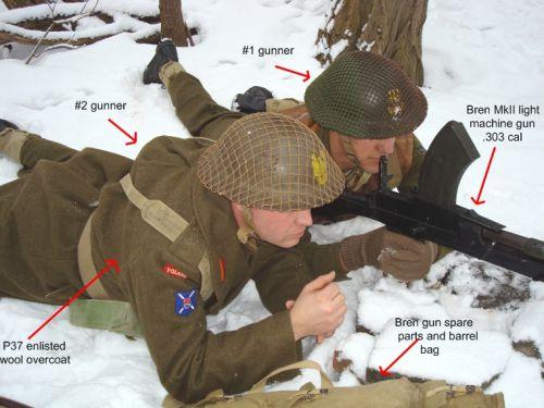 10th Dragoons reenacting in USA