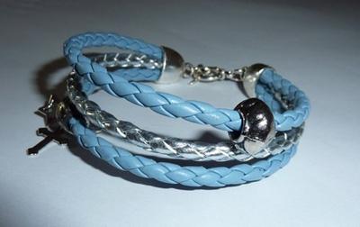 3---bracelet-l-3-rangs ytressé bleu et argent.jpg