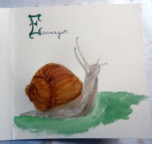 E - Escargot.JPG