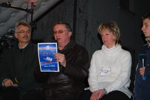 Annonce du Salon de la radiocomunication et de l'espace