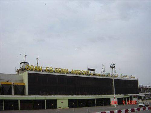 La Senia Aéroport d'Oran