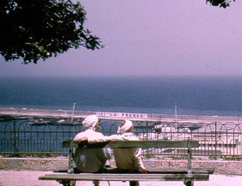 deux nostalgiques de l'Algerie Française