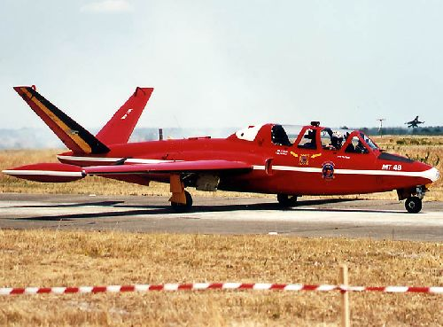 MT48 - Belgian Air Force