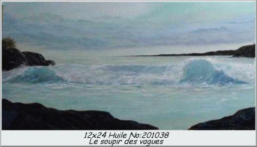 Le soupir des vagues