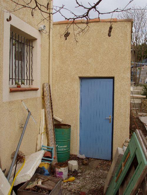 Garage + Porte