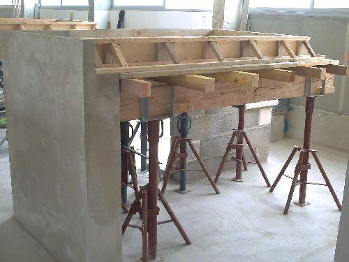 Examen CAP (Mur, plancher dalle pleine, linteau retombé,...)