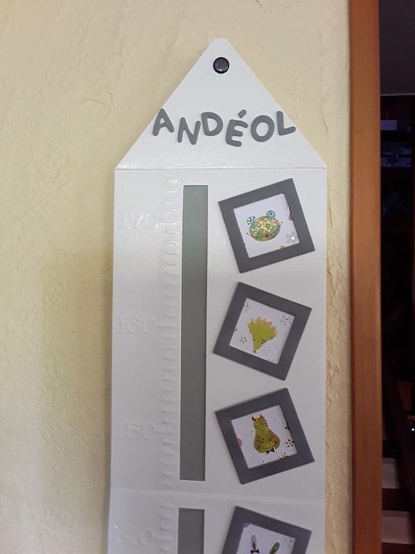 Andéol - toise - 2
