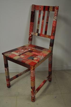chaise rouge l'art et création (1) - Copie.JPG