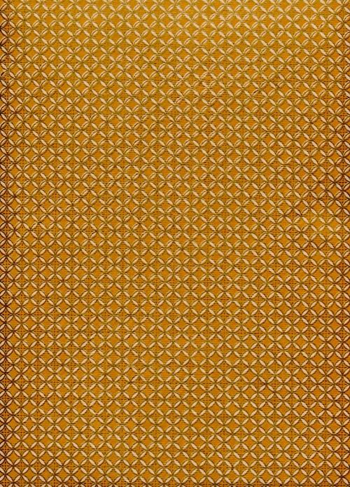 rosace trefle caramel L'ART ET  CREATION.jpg