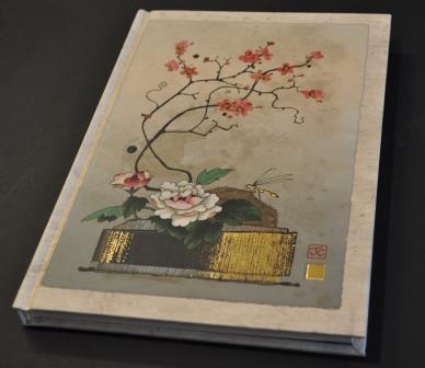 carnet ikébana.JPG