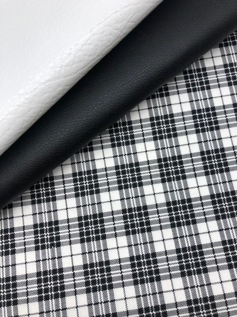 tartan noir et blanc assorti.jpg