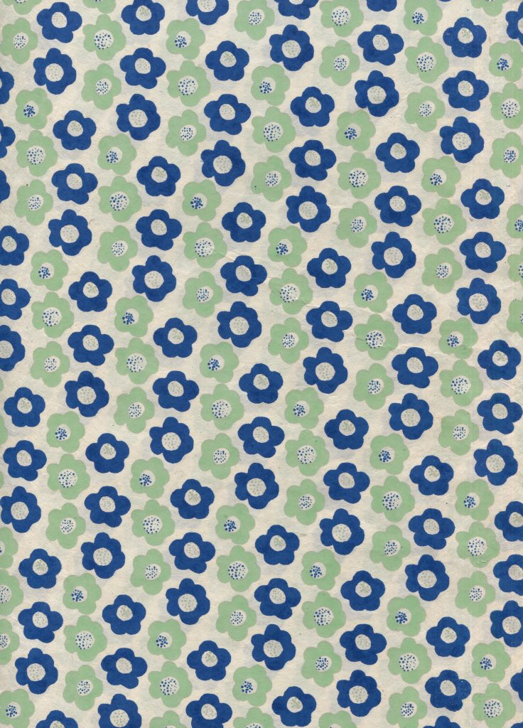 fleur bleu et vert d'eau 5.90.jpg
