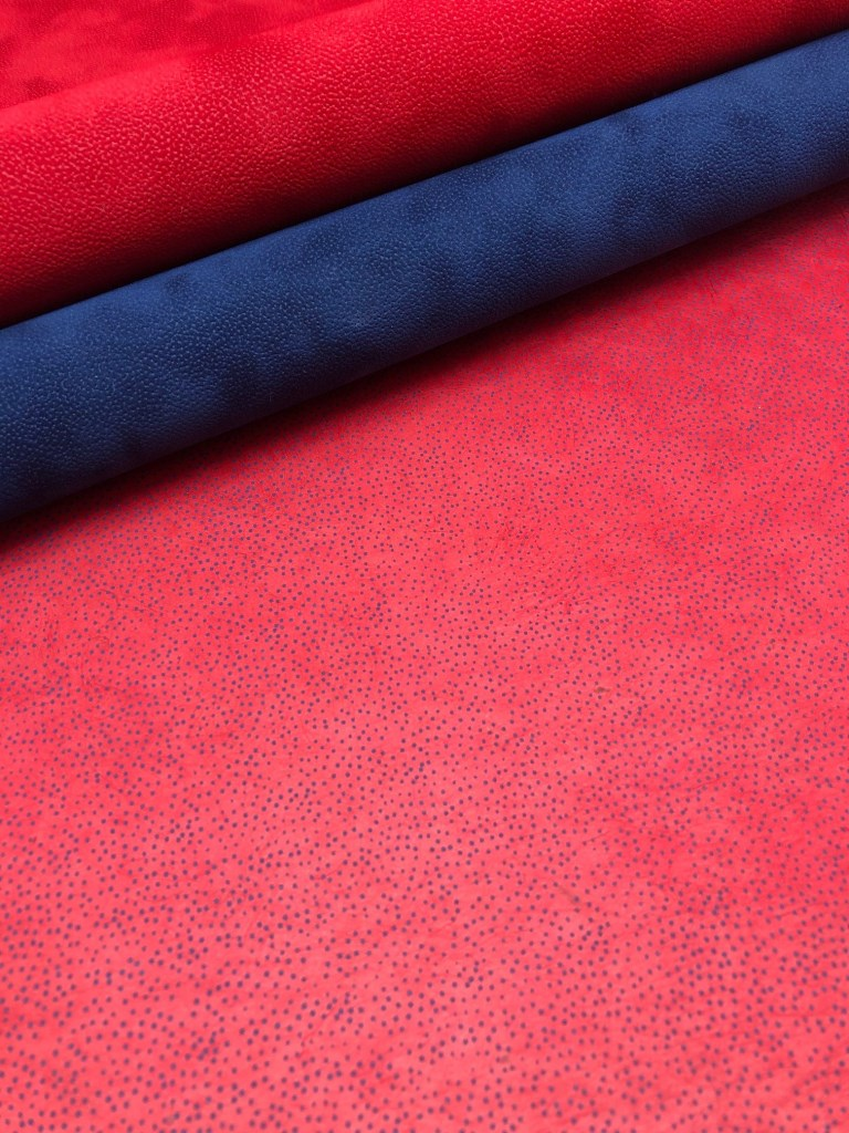 petit point bleu fond rouge assortiment.jpg