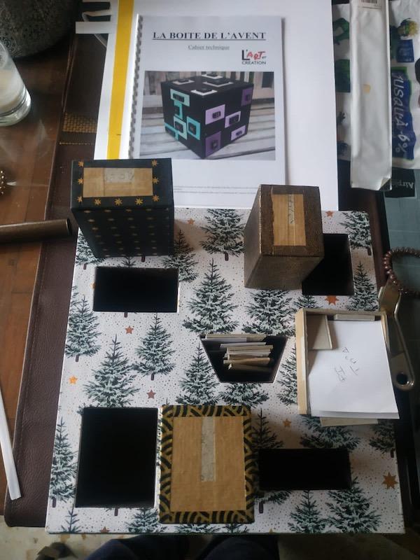 boîte de l'avent l'art et création00005.JPG