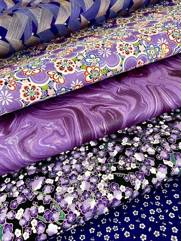 assortiment violet