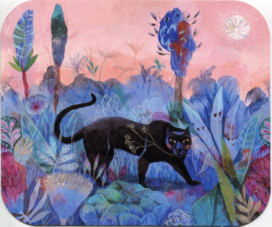 black panther izou