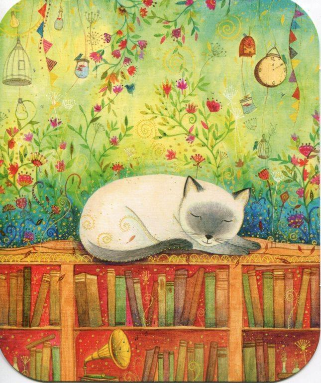 le chat theanne weyman