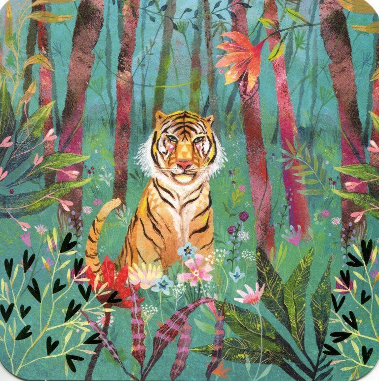 le tigre izou