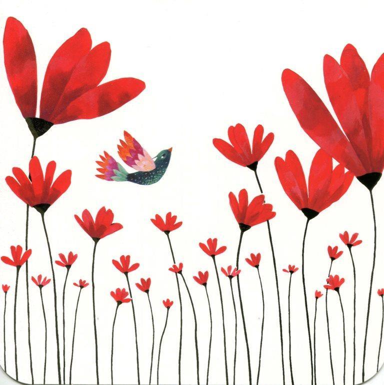 the red flowers aurelie blanz