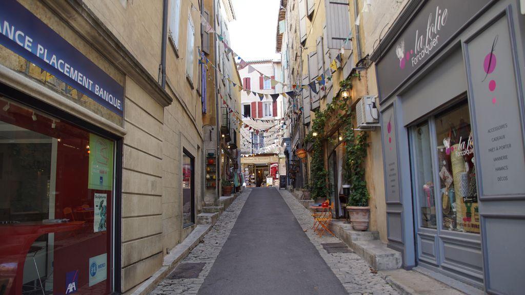 Au travers des rues Saint-Mary, Passère, Marius-Debout