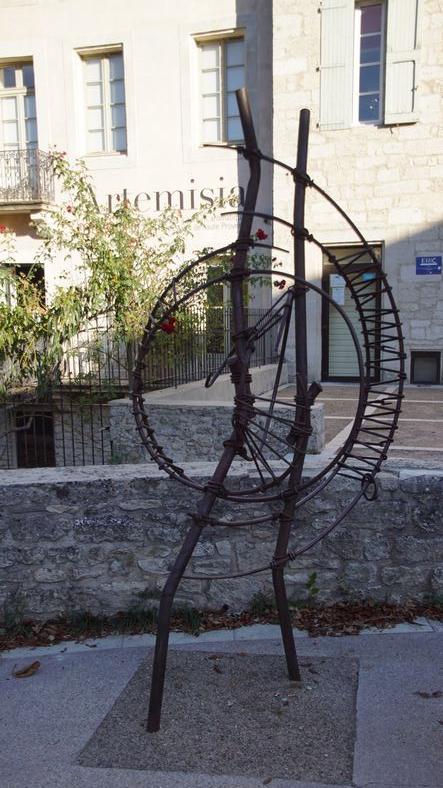 Le couvent des cordeliers est le siège de l'université régionale ( PACA ) des saveurs et senteurs