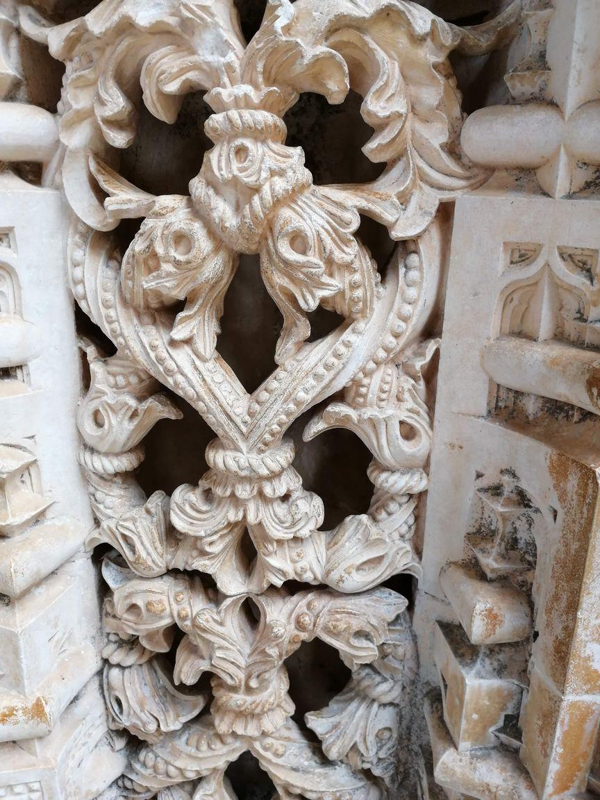 Détails sculptures