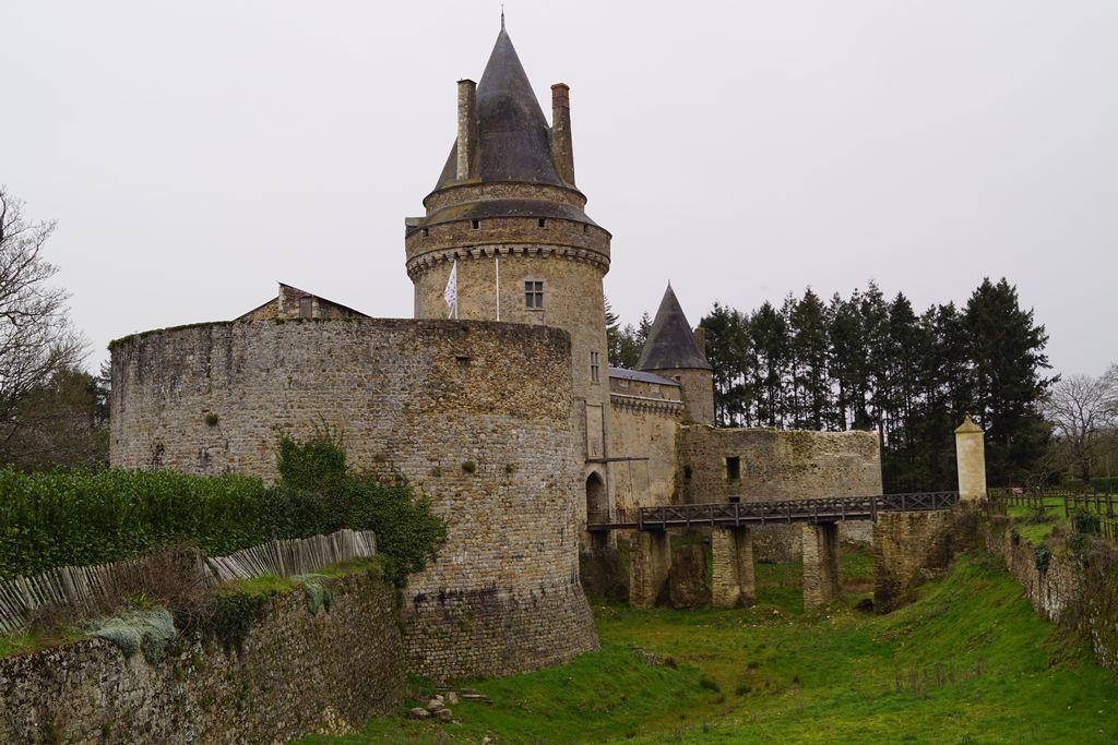 Blain Chateau de la Groulais (11)
