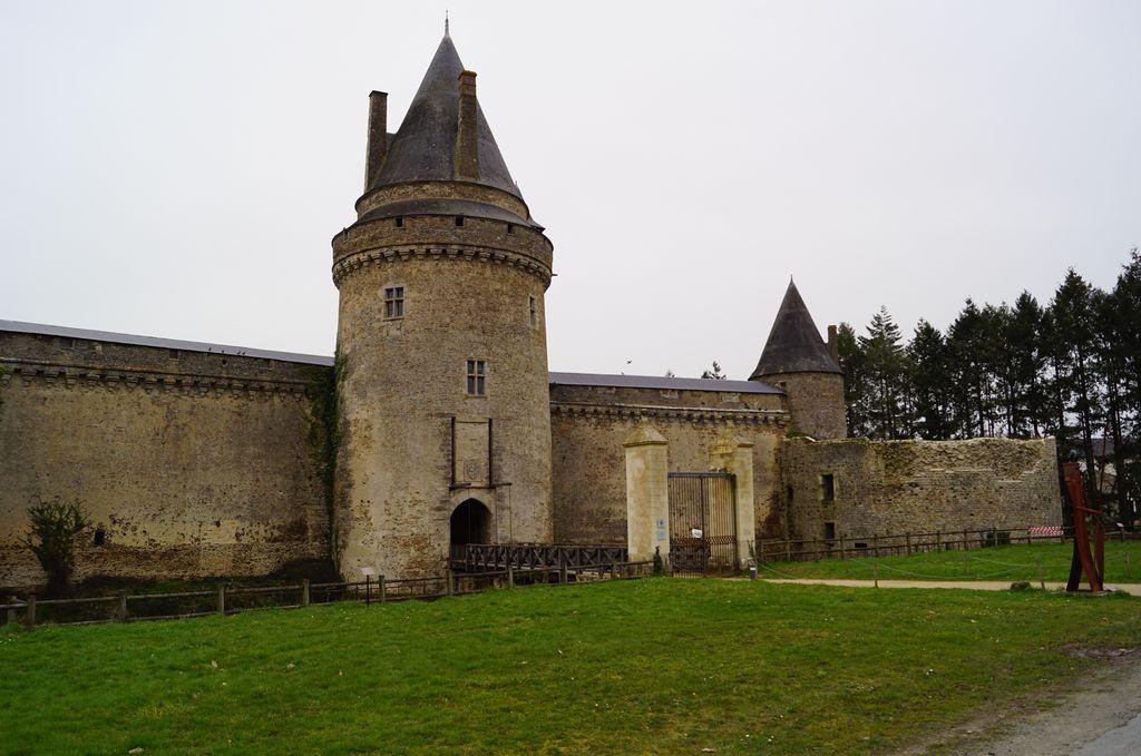 Blain Chateau de la Groulais (15)