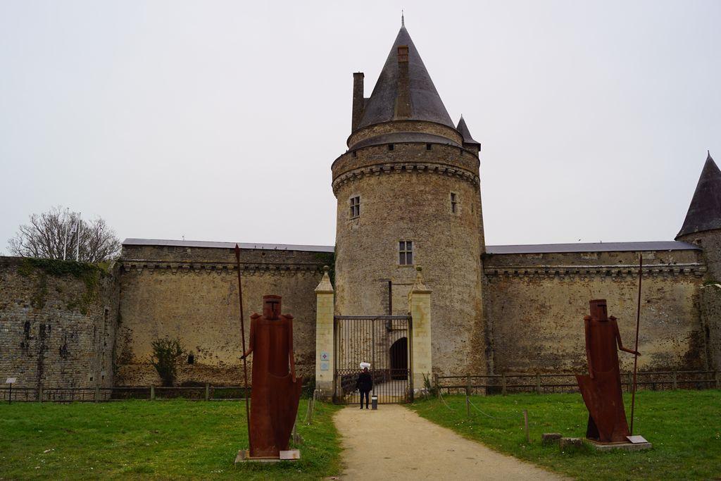 Blain Chateau de la Groulais (17)