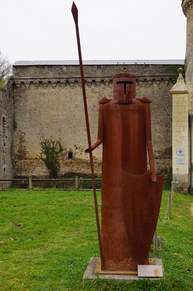 Blain Chateau de la Groulais (18)