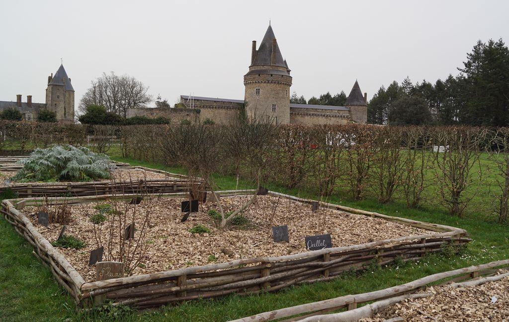 Blain Chateau de la Groulais (22)
