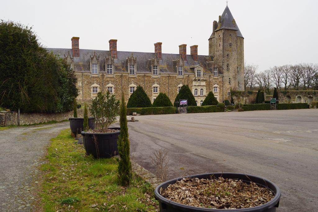 Blain Chateau de la Groulais (25)