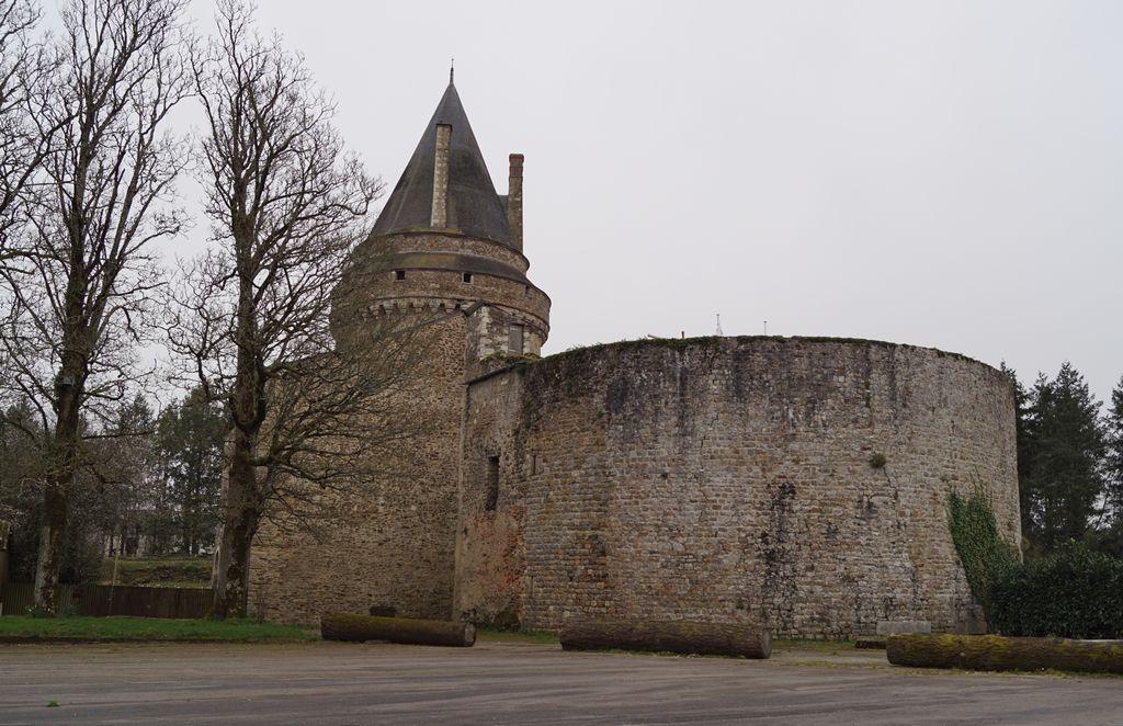 Blain Chateau de la Groulais (27)