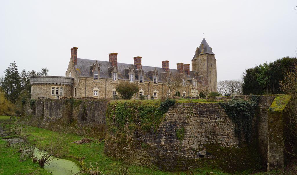 Blain Chateau de la Groulais (2)