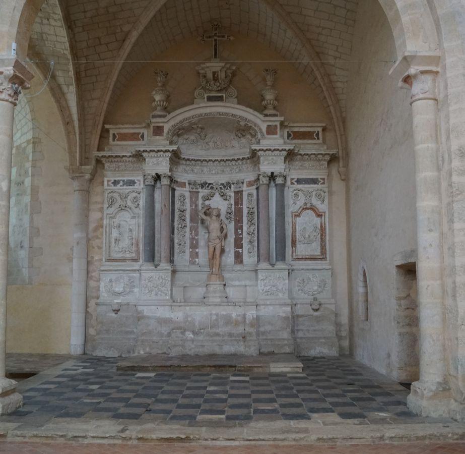 Lre Mans Abbaye de l\\\'epau (17)
