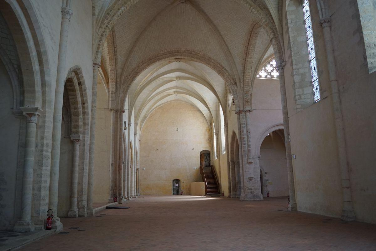 Lre Mans Abbaye de l\\\'epau (19)