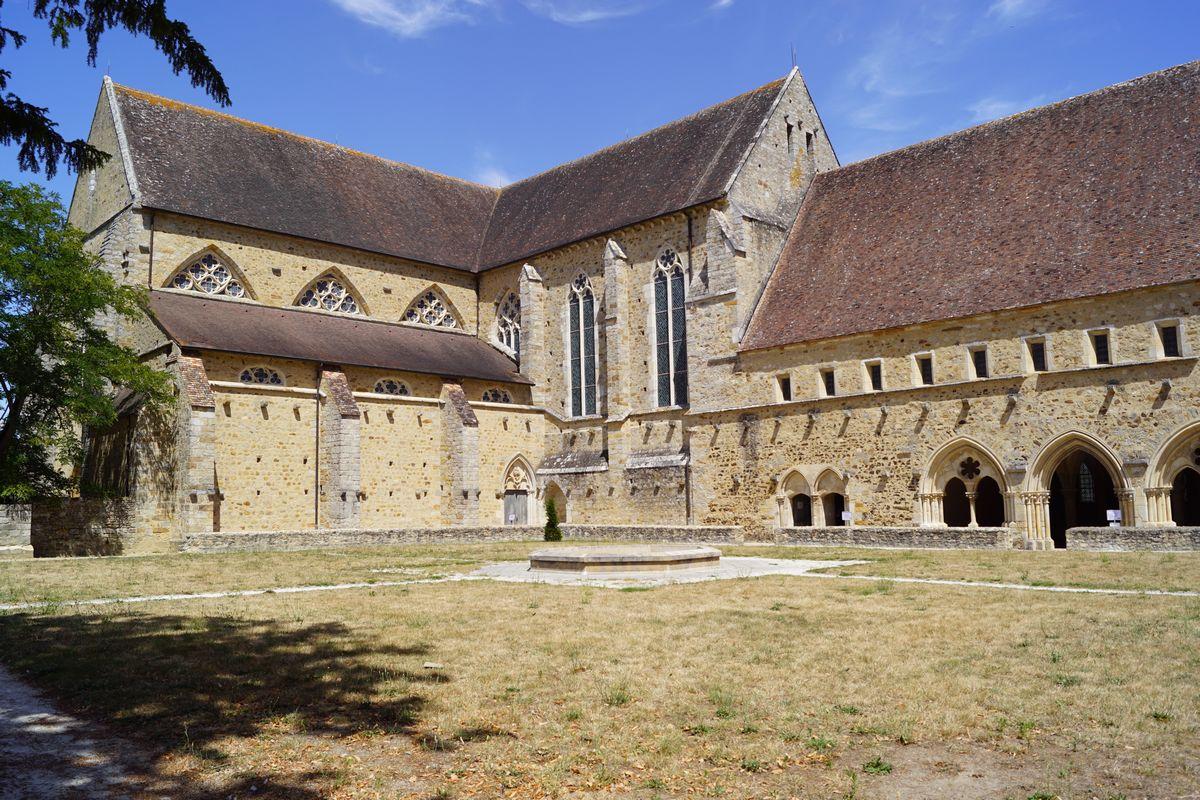 Lre Mans Abbaye de l\\\'epau (1)